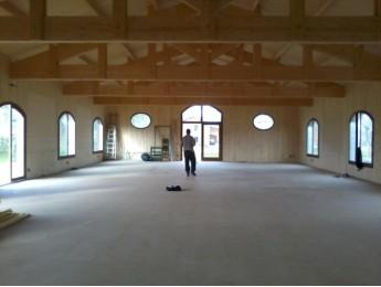 Salle de réception au Château de LANDIRAS (33)
