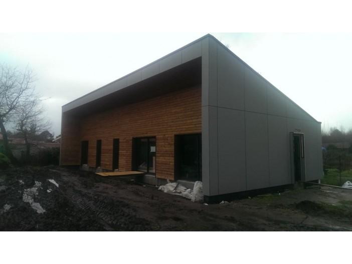 Maison à BISCARROSSE (40) - architecte Cabinet Two Architectes (33)