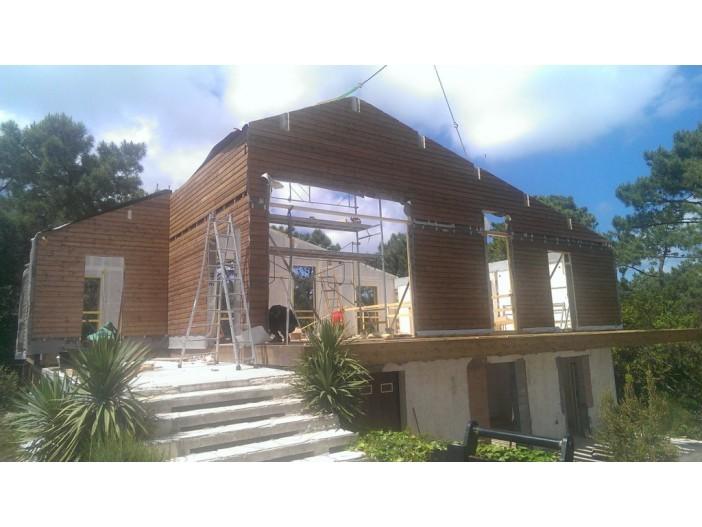 Maison au CAP FERRET - Architecte Cabinet Two Architectes (33)