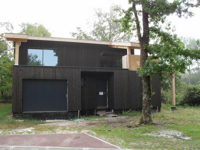 Maison à LEGE CAP FERRET (33) - architecte MERCURIO ET OUDOR (33)